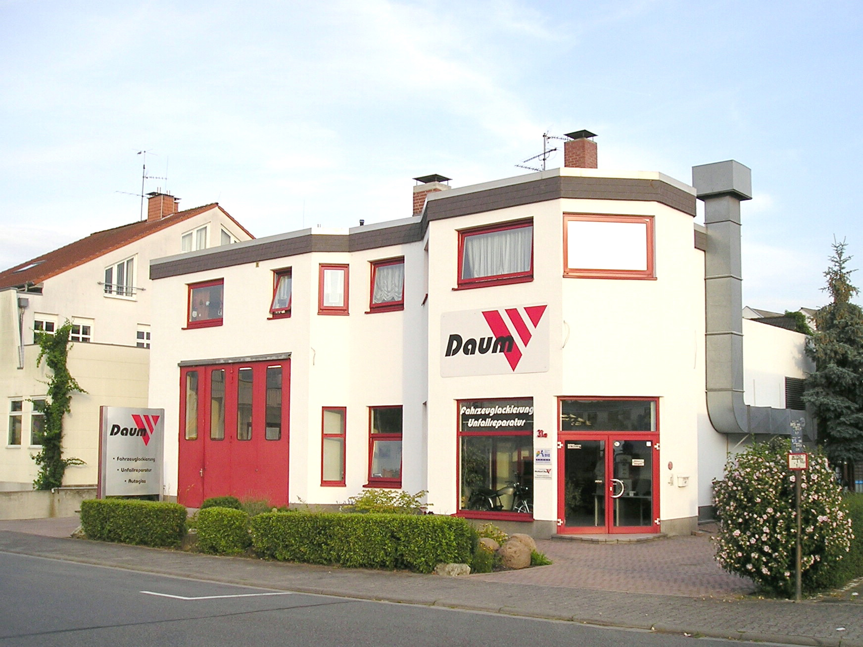 Autoalackiererei Daum Rüsselsheim